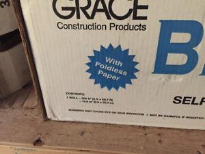 Blue skin / Bituthene 3000 grace + 10 gallons B2 primer