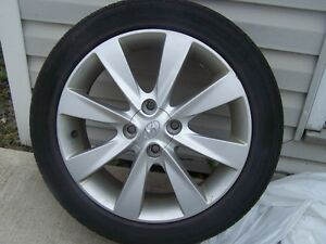MAGS  &  TIRES  FOR  HYUNDA I ACCENT