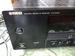 YAMAHA HTR-6030 5.1-Channel  Home Theater Receiver