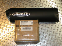 2007-2011 zx 250 ninja hindle race pipe