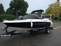 2012 STARCRAFT LIMITED SPORT EDITION BOWRIDER - ALMOST NEW