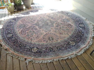 Persian Round Rug For Sale