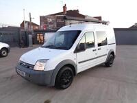 FORD TRANSIT CONNECT 1.8 TDCi | CREW CAB - LWB | 5 SEATER | 1 OWNER | 2007