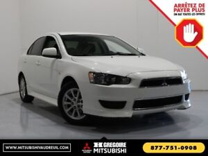 2013 Mitsubishi Lancer SE A/C MAGS GR ELECT BLUETOOTH