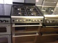 Stove stainless steel gas cooker