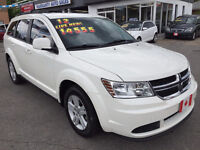 2012 Dodge Journey SE SUV, Crossover....LOW KMS...MINT COND. City of Toronto Toronto (GTA) Preview
