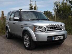Land Rover Discovery 4 Sdv6 GS DIESEL AUTOMATIC 2011/60