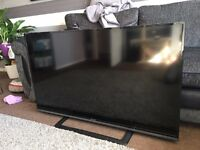 Sharp Aquos LC-50LD266K 50 inch tv w/freeview