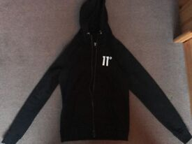 Small eleven degree jacket black
