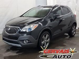 Buick Encore Convenience AWD Cuir/Tissus MAGS 2014