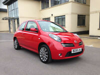 Nissan Micra Sport+ 1.2 Petrol 2005 with a Low Mileage!!!