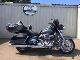 Harley-Davidson CVO 1801cc FLHTKSE Limited (Black) Custom 2016MY FLHTKSE Limited