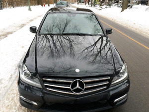 2014 mercedes C 300 4 matic