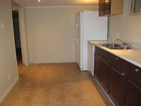 BASEMENT FOR RENT: Large Aurora apartment with 2 bedrooms