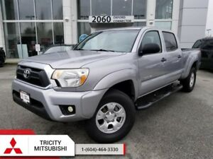 2014 Toyota Tacoma TRD Off Road  - 4X4 DOUBLE CAB WITH BACK UP C