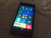 Windows 550 Smartphone (EE) working but cracked screen