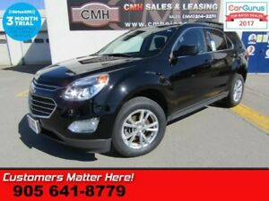 2016 Chevrolet Equinox 1LT  AWD NAVIGATION CAMERA POWER GATE POW