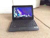 Hp mini 110 250GB Hdd Windows 7 netbook