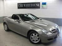 2007 Mercedes-Benz SLK SLK200 KOMPRESSOR Manual Convertible