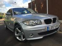 2007 BMW 1 Series 2.0 120i SE 5dr