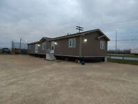 New 22 x 76 Mobile home, Display House