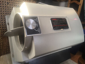 Used Generalaire 1042 humidifier ($50), installed for ($150)
