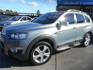 2013 Holden Captiva CG MY13 7 LX (4x4) Grey 6 Speed Automatic Wagon Bankstown Bankstown Area Preview