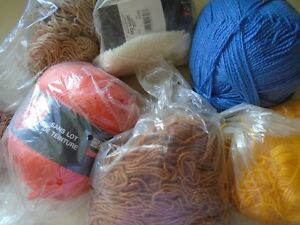 Box of Yarn for sale