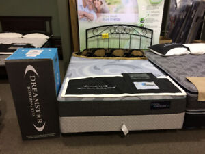 Canadian made memory foam mattress in a box at Wiseguys