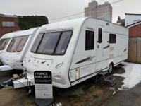 ELDDIS ODYSSEY 540 FIXED END BED 4 BTH ***TAKE-AWAY PRICE £6995***