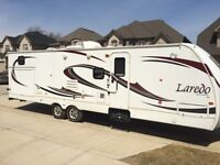 Trailer rental for winter travel