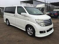 NISSAN ELGRAND HIGHWAY STAR 2003 3.5 8 SEATER ( DOUBLE SUNROOF ) LOW MILEAGE