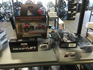 OFF ROAD ADDICTION DODGE RAM READYLIFT KITS