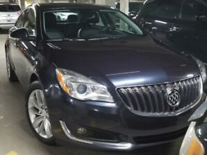 2014 Buick Regal 2.0 L, L4 Turbo, premium 1, 4 door Sedan