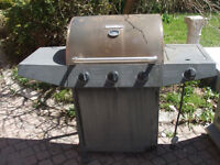 STAINLESS STEEL BBQ FOR SALE!!! $50.00