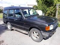 Land Rover Discovery Diesel auto
