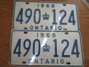Ministry Approved plates. Register YOM plates for Antique Cars