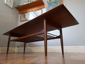 G Plan Kofod Larsen Coffee Table Vintage Retro MCM Delivery Available