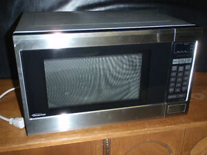 Micro-ondes inoxydable Inverter/ microwave stainless steel