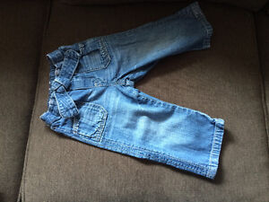 Girls 18-24 month Baby Gap jeans