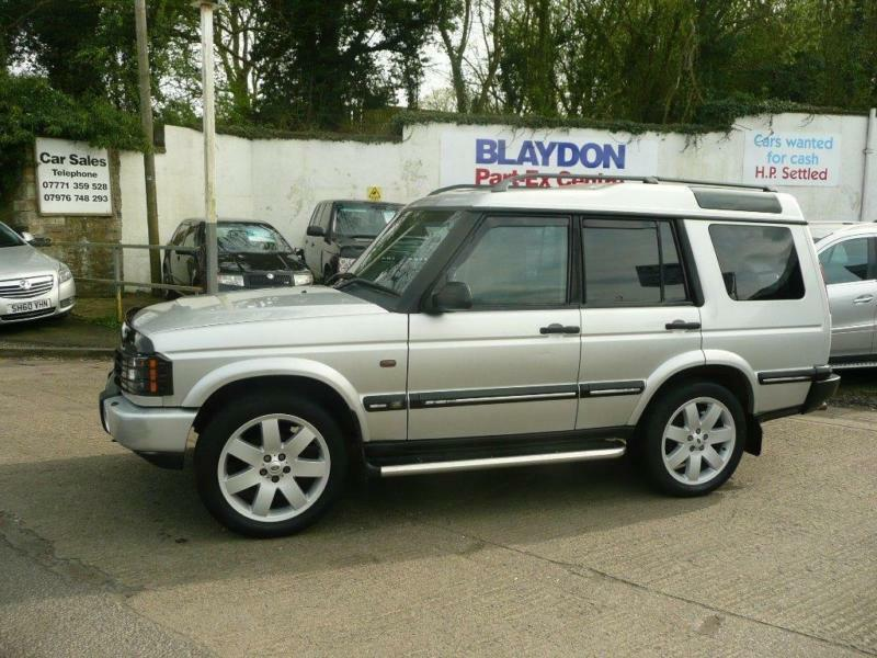 2002 land rover discovery 2 2 5 td5 es station wagon 5dr in blaydon on tyne tyne and wear. Black Bedroom Furniture Sets. Home Design Ideas