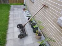 Antique Push Mower - Good Operating Condition.