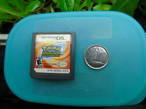 NINTENDO DS Pokemon Ranger Guardian Signs Disk Card