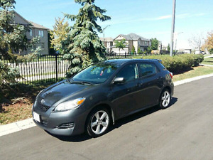 MINT 2010 Toyota Matrix XR - Safety included,  low milage