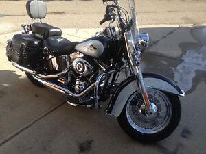 Selling my Harley Davidson Heritage Softail