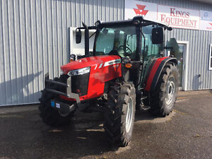 The HEAVY WEIGHT has arrived! Massey Ferguson 90hp Cab Tractor!