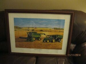 John Deere collector print London Ontario image 1
