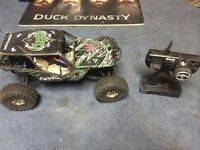 Axial wraith brushless rc rock crawler