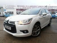 Citroen DS4 1.6 E-HDi Dstyle Airdream Automatic 5dr DIESEL AUTOMATIC 2013/63