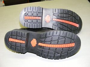 Harley-Davidson - Safety Shoes - Size 7 - NEW at RE-GEAR Kingston Kingston Area image 3